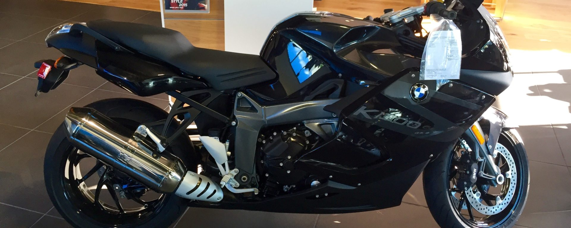 2015 Bmw K1300s Motorcycle One Of The Last Free Time