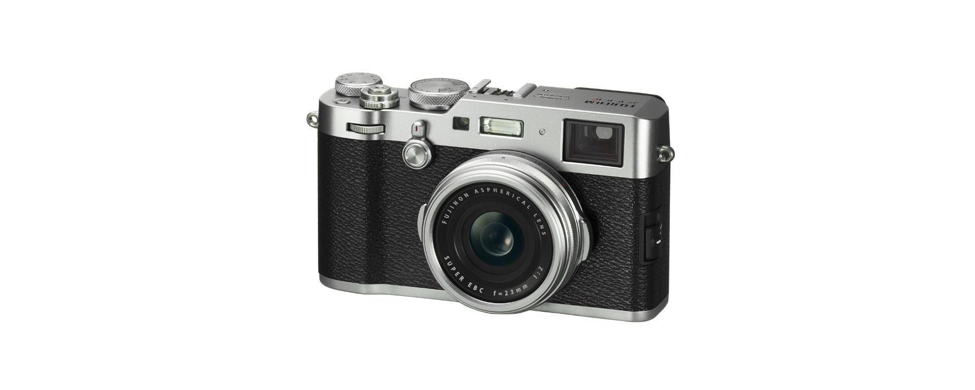 Fujifilm X100F Camera: Review & Comparison to the Fuji X100T